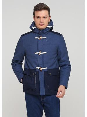 Куртка синяя | 5597487
