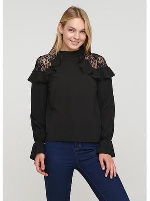 Блуза черная | 5597902