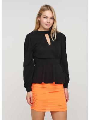 Блуза черная | 5597904