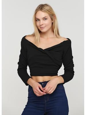 Блуза черная | 5597919