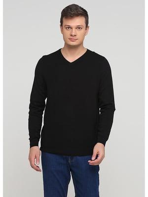 Пуловер черный | 5598004