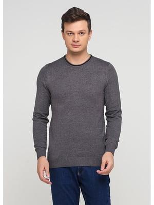 Джемпер серый | 5598005