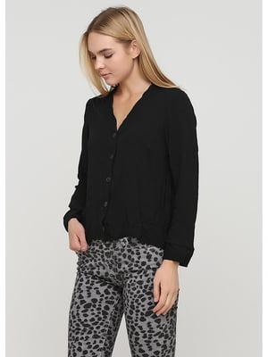 Блуза черная | 5600909