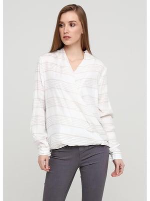 Блуза в смужку | 5600917