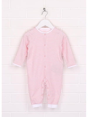 Человечек бело-розовый в полоску | 5637608