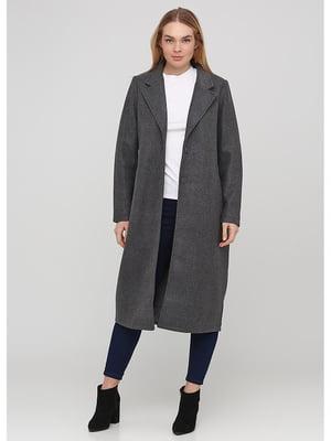 Пальто серое | 5637657