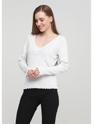 Пуловер сірий | 5638054