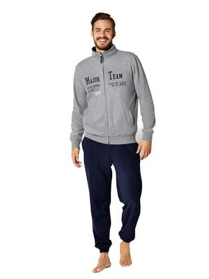Костюм спортивний: кофта та штани | 5638214