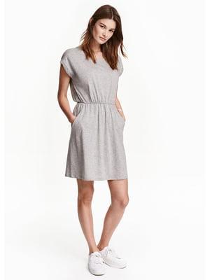 Платье серое | 5638247