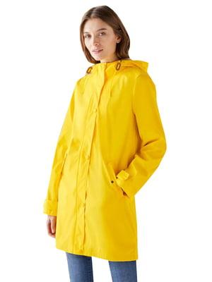 Парка-дощовик жовта | 5638787