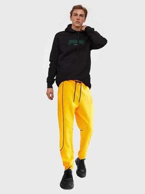 Штани спортивні жовті | 5639184