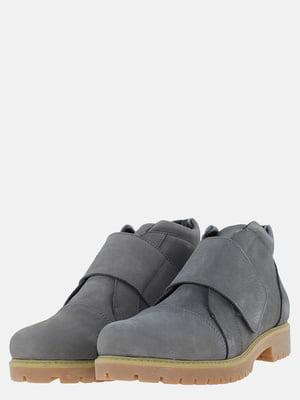 Ботинки серые | 5633248
