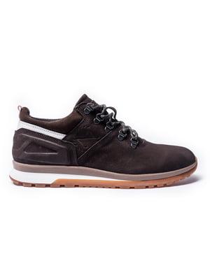 Кроссовки коричневые | 5608661