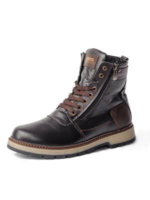 Ботинки черные | 5608674