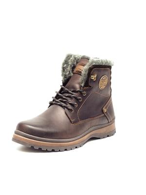 Ботинки коричневые | 5608675