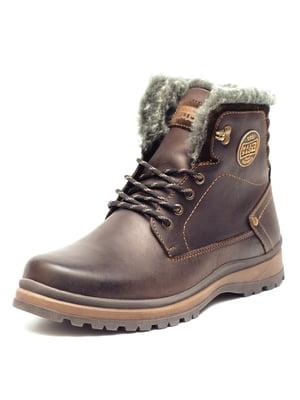 Ботинки черные | 5608676