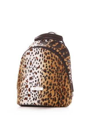 Рюкзак з анімалістичним принтом   5641269