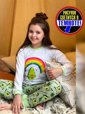 Пижама: свитшот и брюки | 5641862