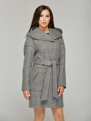 Пальто сіре | 5645383