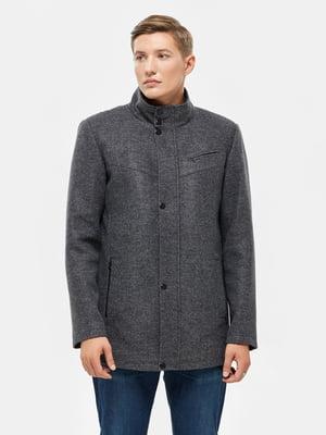 Пальто серое | 5645424