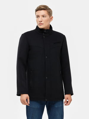 Пальто черное | 5645426