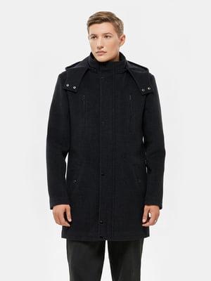 Пальто черное | 5645433