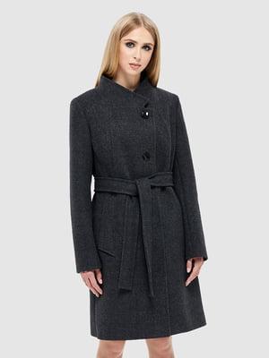 Пальто черное | 5645453