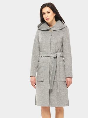 Пальто серое | 5645387