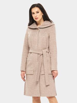 Пальто коричневое | 5645388