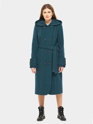 Пальто зеленое | 5645380