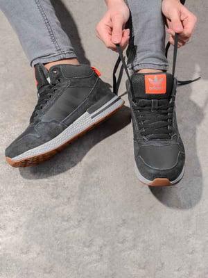 Кросівки сірі | 5642633