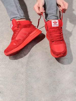 Кросівки червоні | 5642634
