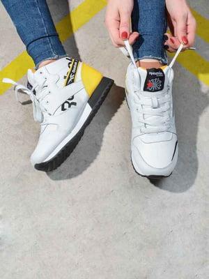 Кроссовки белые | 5642717