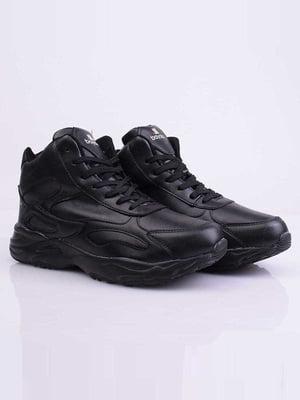 Кросівки чорні | 5642821