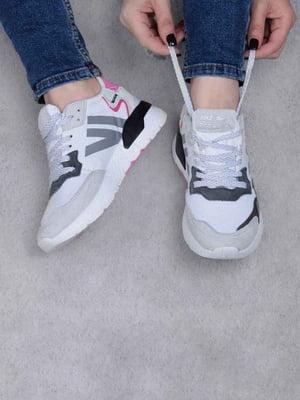 Кроссовки белые | 5644051