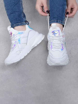 Кроссовки белые | 5644073