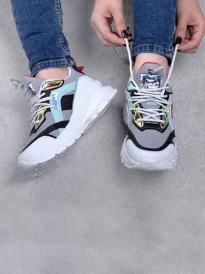 Кросівки сірі | 5644075