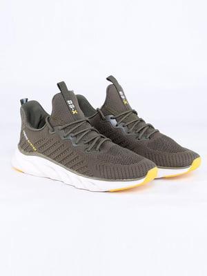Кросівки кольору хакі | 5644080
