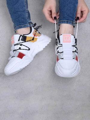 Кросівки білі | 5644095