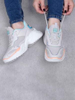 Кросівки сірі   5644107