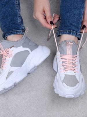 Кросівки сіро-білі   5644113