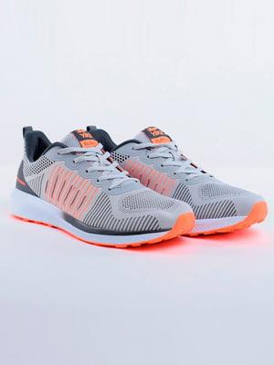 Кросівки сірі | 5644136