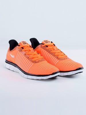 Кроссовки оранжевые | 5644155