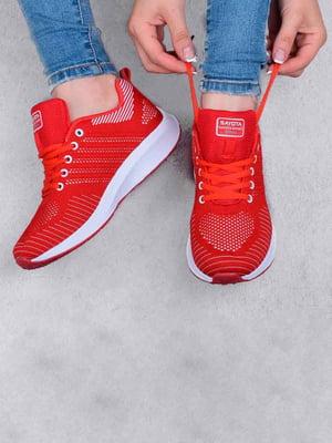Кросівки червоні | 5644180