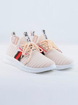 Кросівки бежеві | 5644185