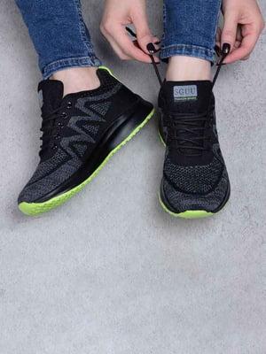 Кросівки чорні | 5644190