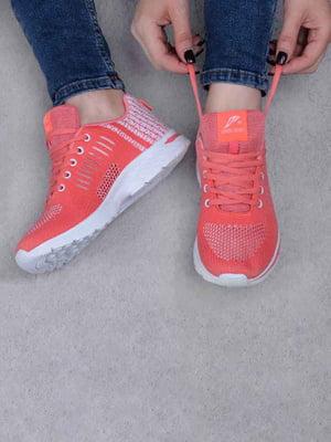 Кросівки рожеві | 5644192