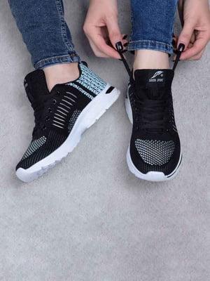 Кросівки чорні | 5644193