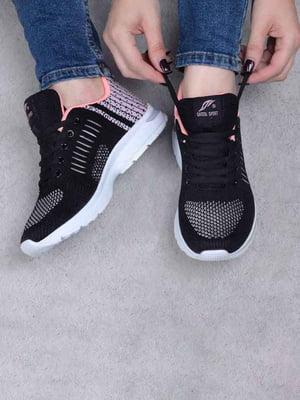 Кросівки чорні | 5644194