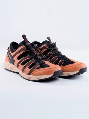 Кроссовки коричневые | 5644198